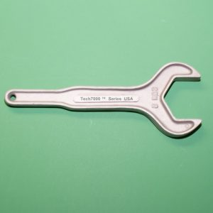 25H2 Sanitary Valve Wrench Sanitary Fitting Wrench Sanitary Valve Wrench - Bulk Tank Wrench - Tanker Wrench - Hex Hose Sanitary Fitting Bulk tank wrench and dairy wrench for sanitary valves. Sanitary valve wrench made in USA of 713 Tenzaloy aluminum bulk tank sanitary valve wrench. Tech7000 Applications: Industrial Hose Fittings - End Caps - Dairy Valve Wrench - Sanitary Valve Wrench - Aluminum Wrench - Bulk Tank Wrench